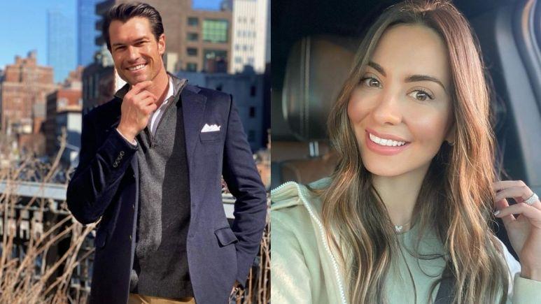 Bennett Jordan and Kelley Flanagan on Instagram