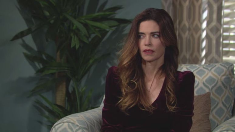 The Young and the Restless spoilers tease Victoria is ready for a showdown with Lily.