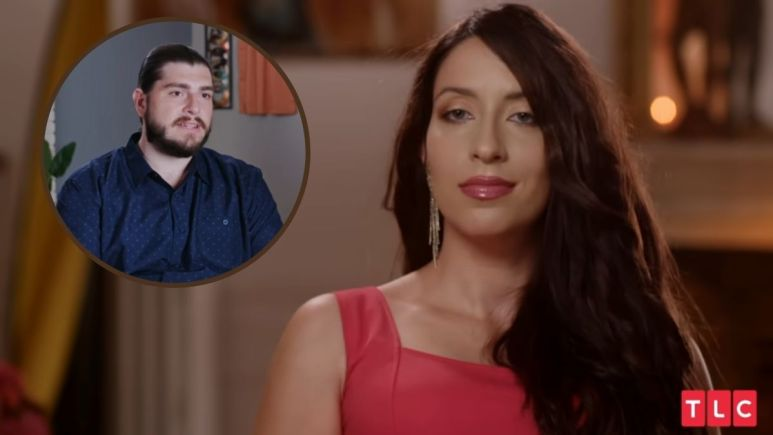 90 Day Fiance personalities Andrew Kenton and Amira Lollysa.