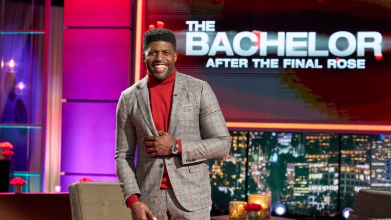 Emmanuel Acho hosts The Bachelor: After the Final Rose.