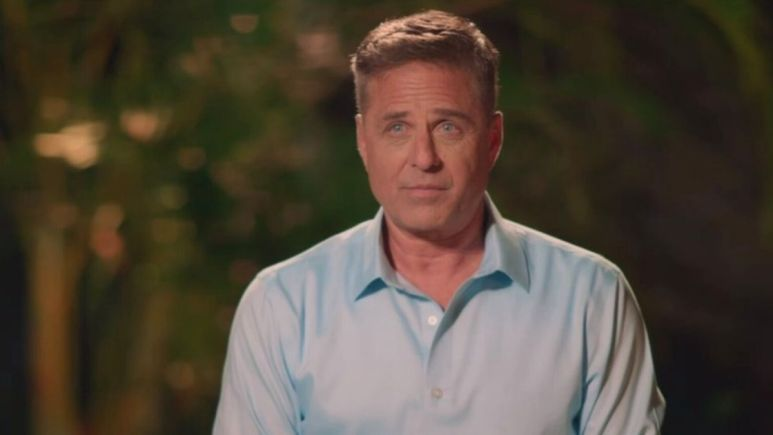 Mark Walberg, host of Temptation Island