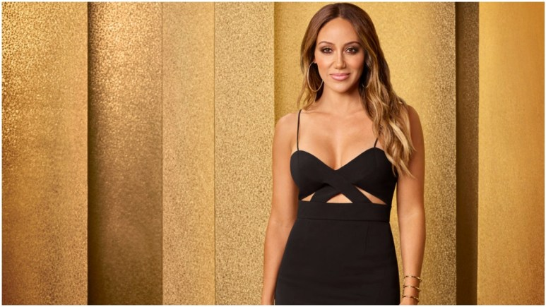 Melissa Gorga stars on The Real Housewives of New Jersey.
