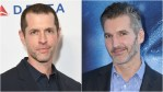 Images of D. B. Weiss and David Benioff.