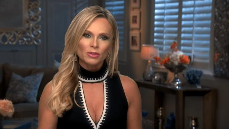 RHOC alum Tamra Judge.