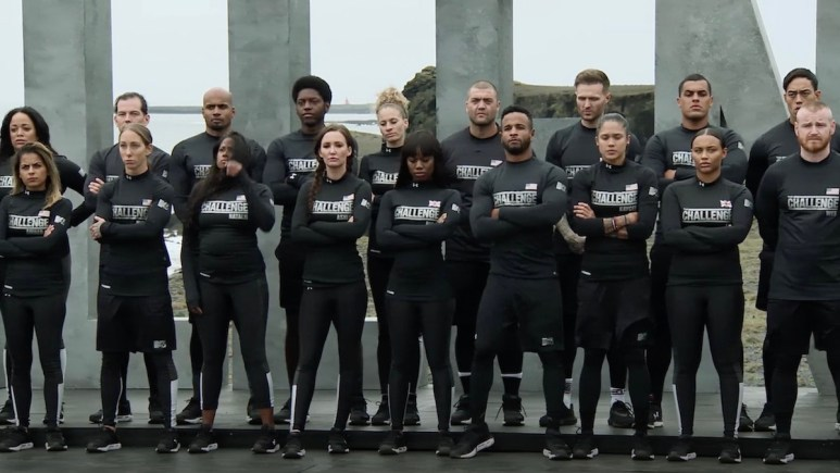 mtv the challenge double agents cast in episode 1