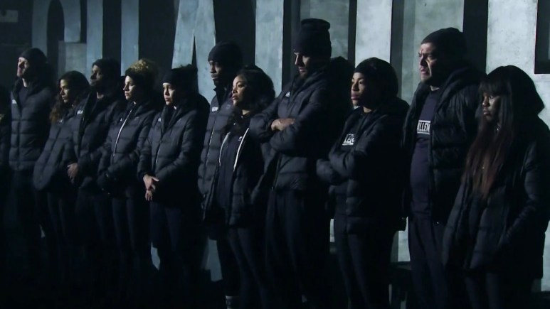 the challenge double agents competitors at survive the night mission