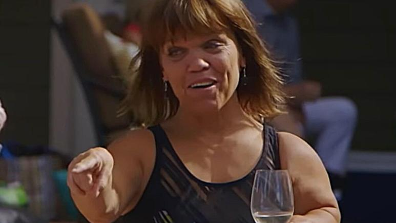 Amy Roloff of Little People Big World