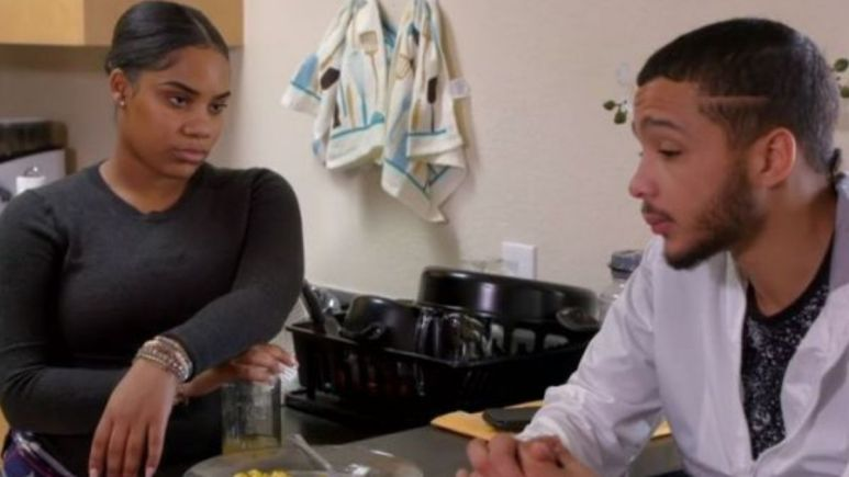 Ashley Jones and Bariki Smith debut on Teen Mom 2 in new preview clip.