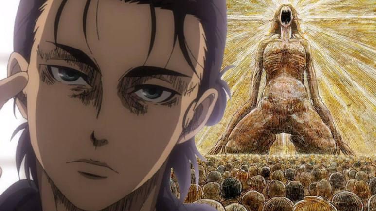 Attack On Titan Manga Ending Eren Yeager