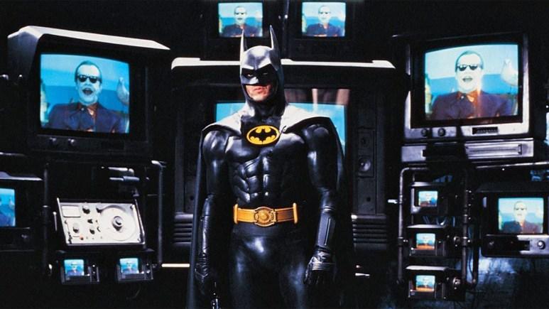 Batman 1989 almost cast Eddie Murphy as Robin