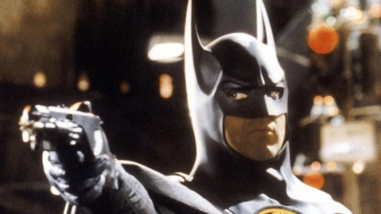 Michael Keaton improvised Batman's most famous line