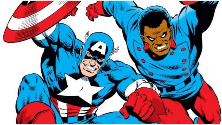 Captain America and Battlestar