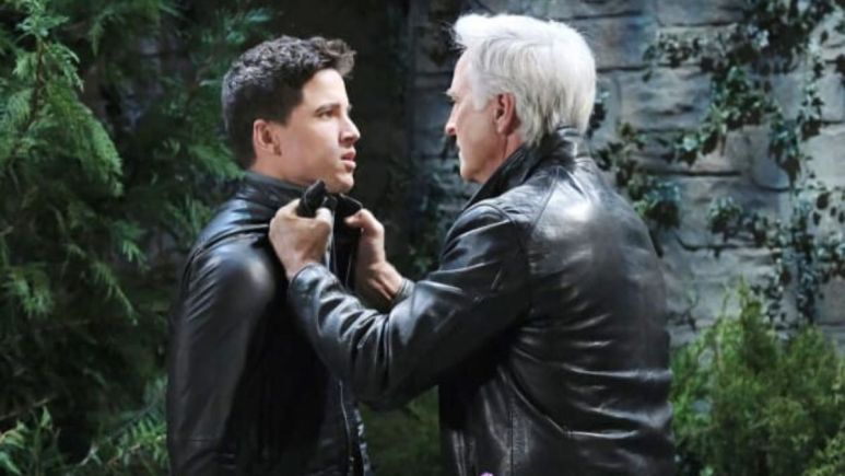 Days of our Lives spoilers reveal who killed Charlier mystery solved.