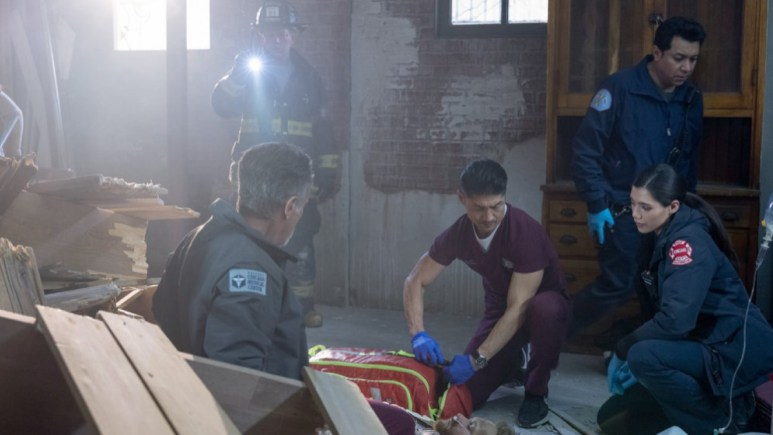 Chicago Med Chicago Fire Crossover