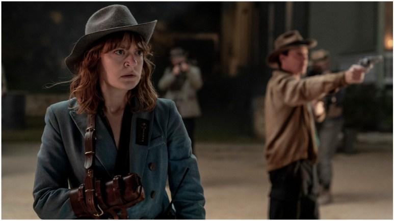 Colby Minifie stars as Virginia, as seen in Season 6 of AMC's Fear the Walking Dead