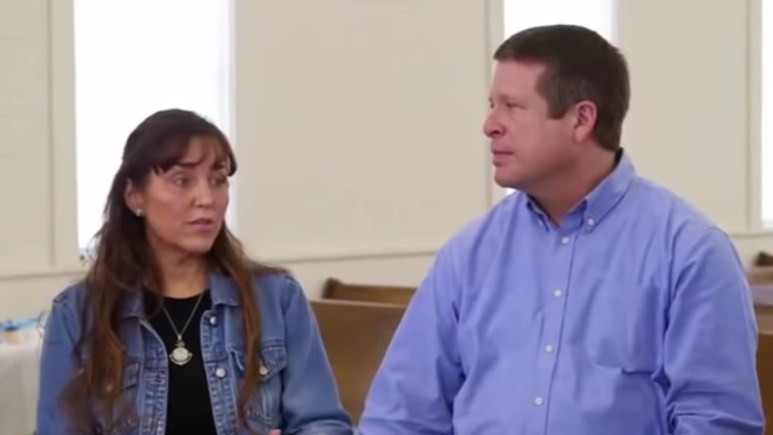 Michelle and Jim Bob Duggar on Counting On.