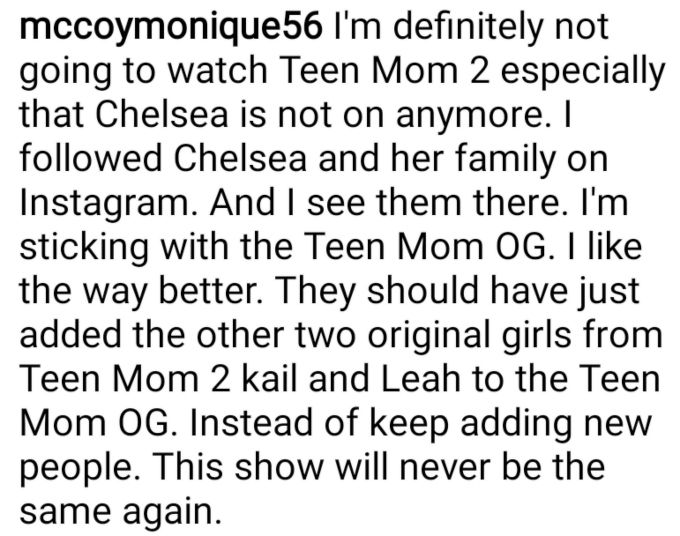 Teen Mom on Instagram