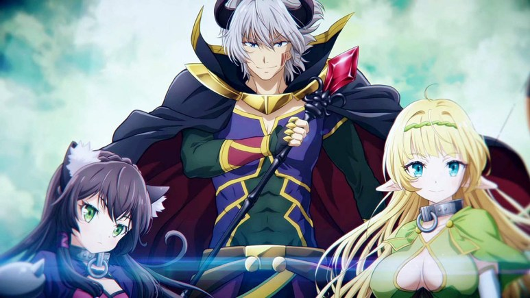 How NOT to Summon a Demon Lord Anime Characters