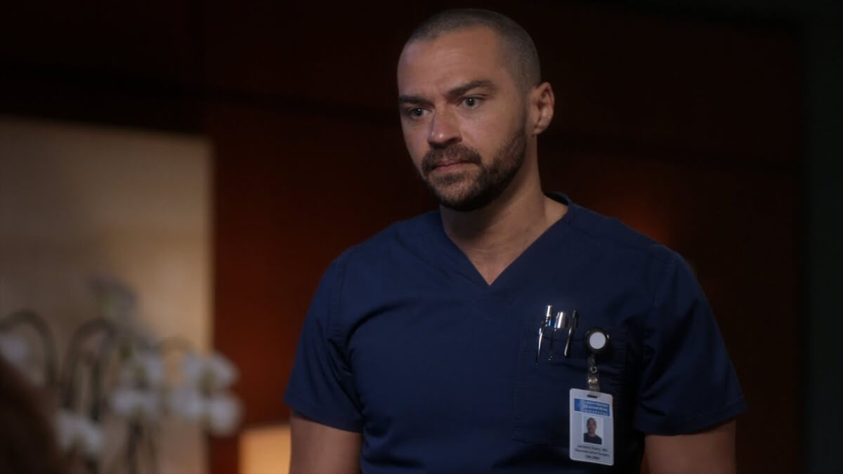 Jackson On Grey's Anatomy