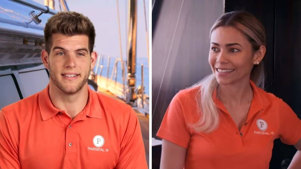 Below Deck producer spills why Dani and Jean-Luc's kiss was almost missed.