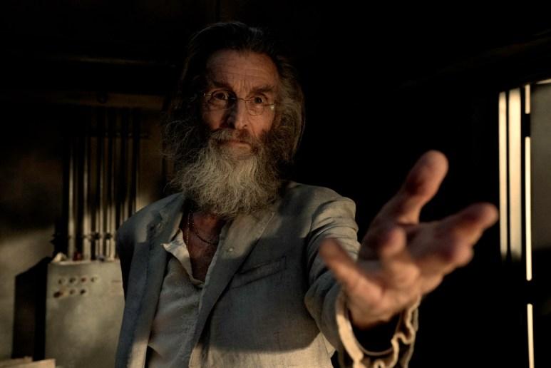 John Glover stars as Teddy, as seen in Episode 11 of AMC's Fear the Walking Dead Season 6