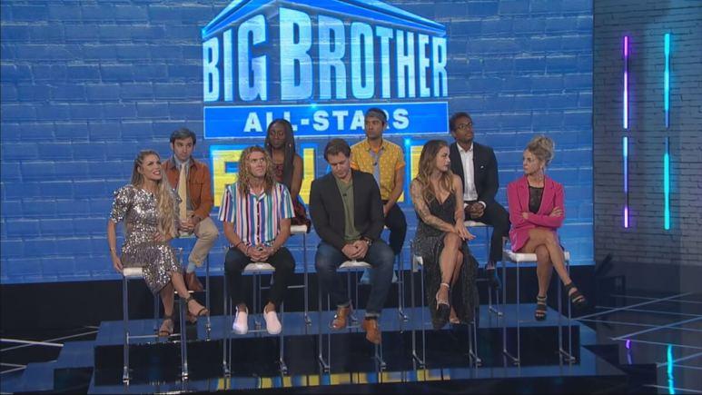 Big Brother 22 Jury