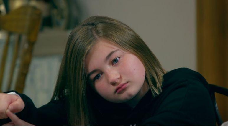 Leah Shirley of Teen Mom OG