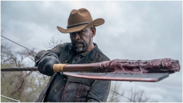 Lennie James stars as Morgan, as seen in Episode 8 of AMC's Fear the Walking Dead Season 6
