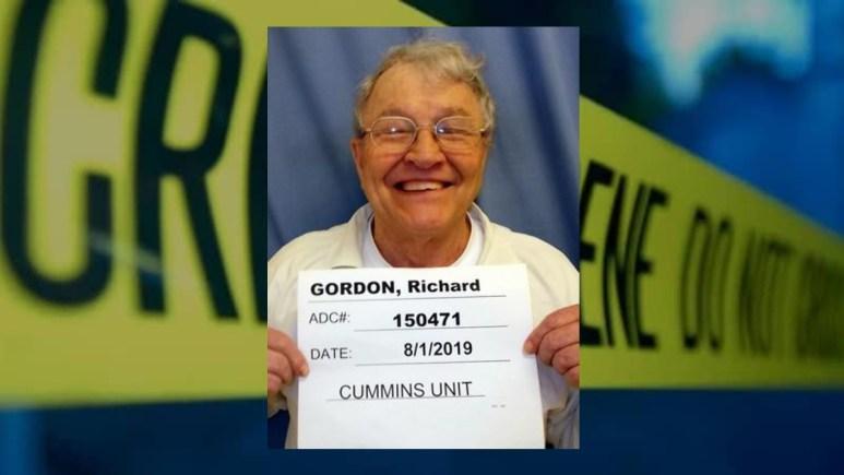 Mugshot of Richard Gordon
