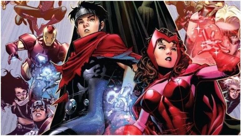 Avengers Children's Crusade