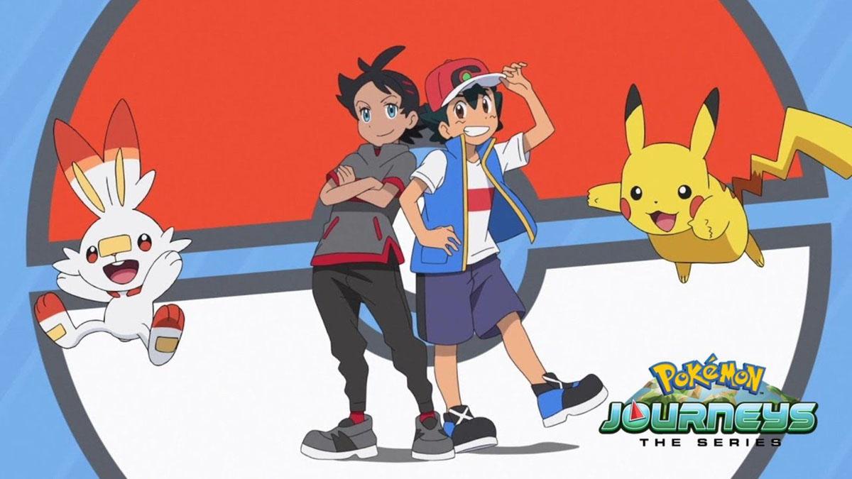 Pokemon Journeys Episode 61