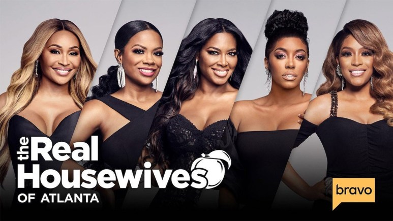 The fabulous cast of this season's Real Housewives of Atlanta.