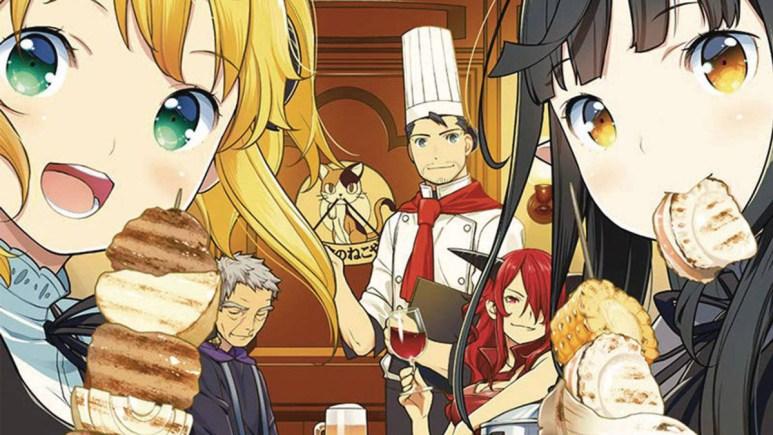 Restaurant To Another World Manga