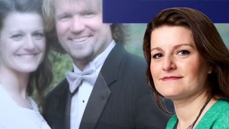 Robyn Brown of Sister Wives