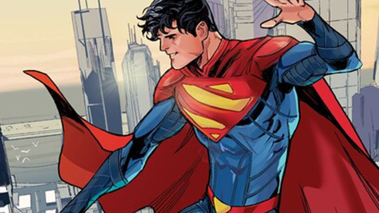 DC introducing a new Superman in July