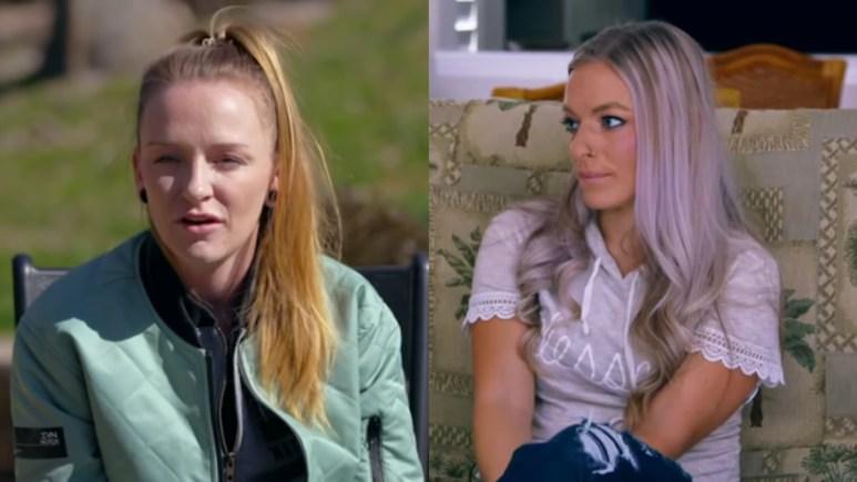 Teen Mom OG's Maci and Mackenzie.