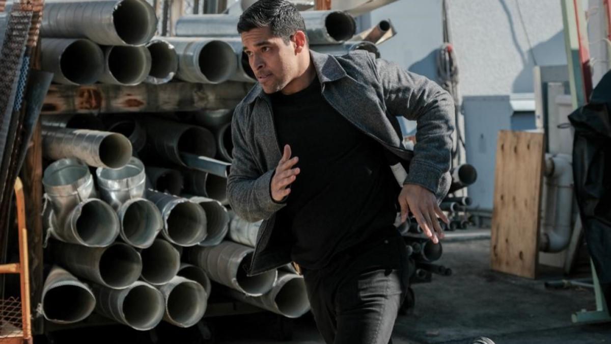 Torres NCIS Action Scene
