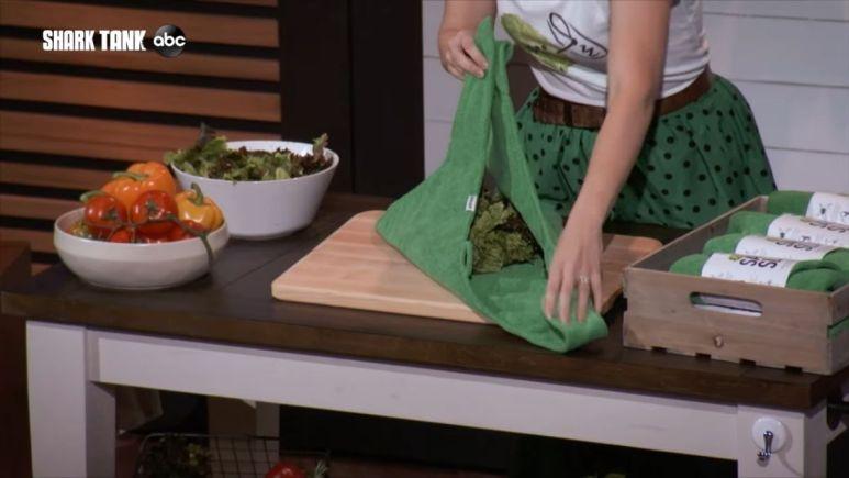 Salad Sling on Shark Tank