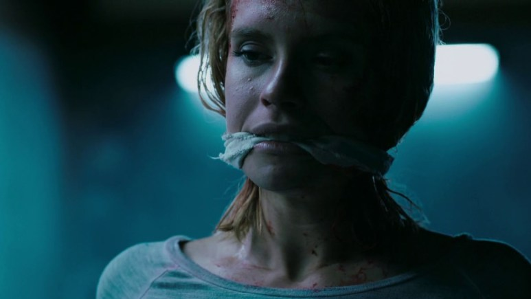Production still from What Lies Below.