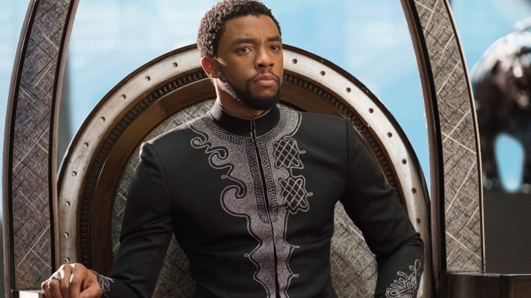 Black Panther recast King
