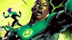 Green Lantern in Justice League Featured.