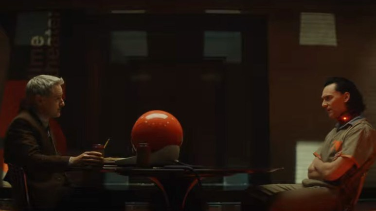 Loki official trailer conversation.