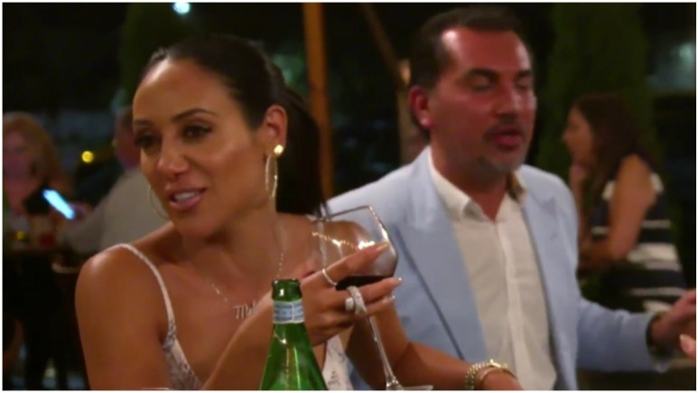 Melissa Gorga stars on RHONJ.