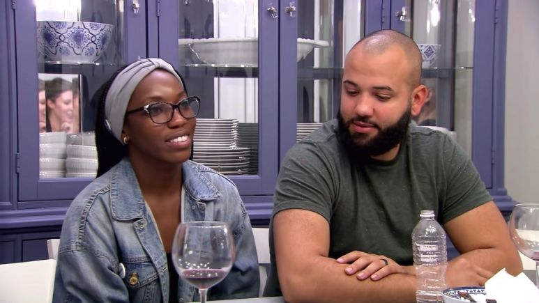 Married at First Sight star Vincent Morales says Briana's bossines is a turn off