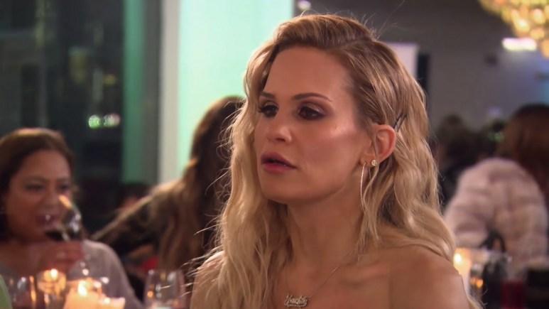 RHONJ star Jackie Goldschneider dishes on Jennifer Aydin's comment about Margaret Joseph's past abuse