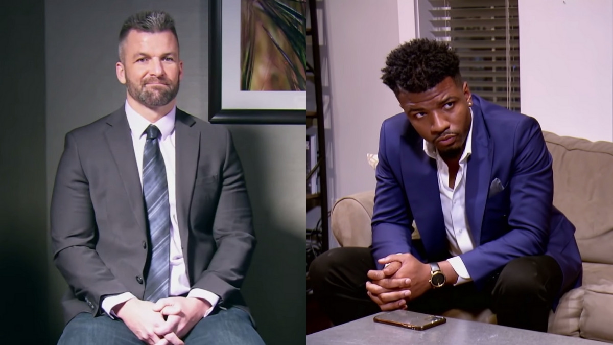 MAFS star Jacob Harder says castmate Chris Williams has screwed up his marriage
