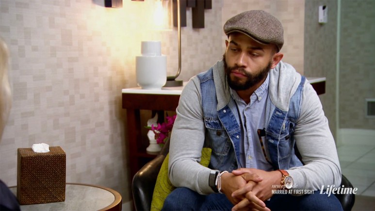 Ryan on Married at First Sight