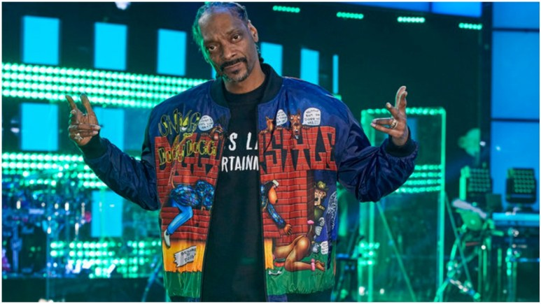 "THE VOICE – ""Knockout Reality"" – Pictured: Snoop Dogg."