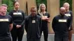 the challenge all stars cast members at melt away in episode 3