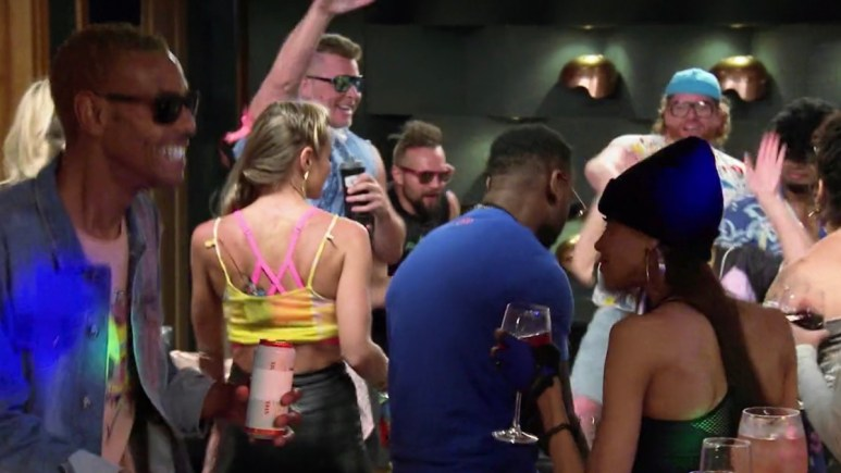 The Challenge All Stars Episode 1 1990s party